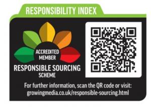 Responsible sourcing logo